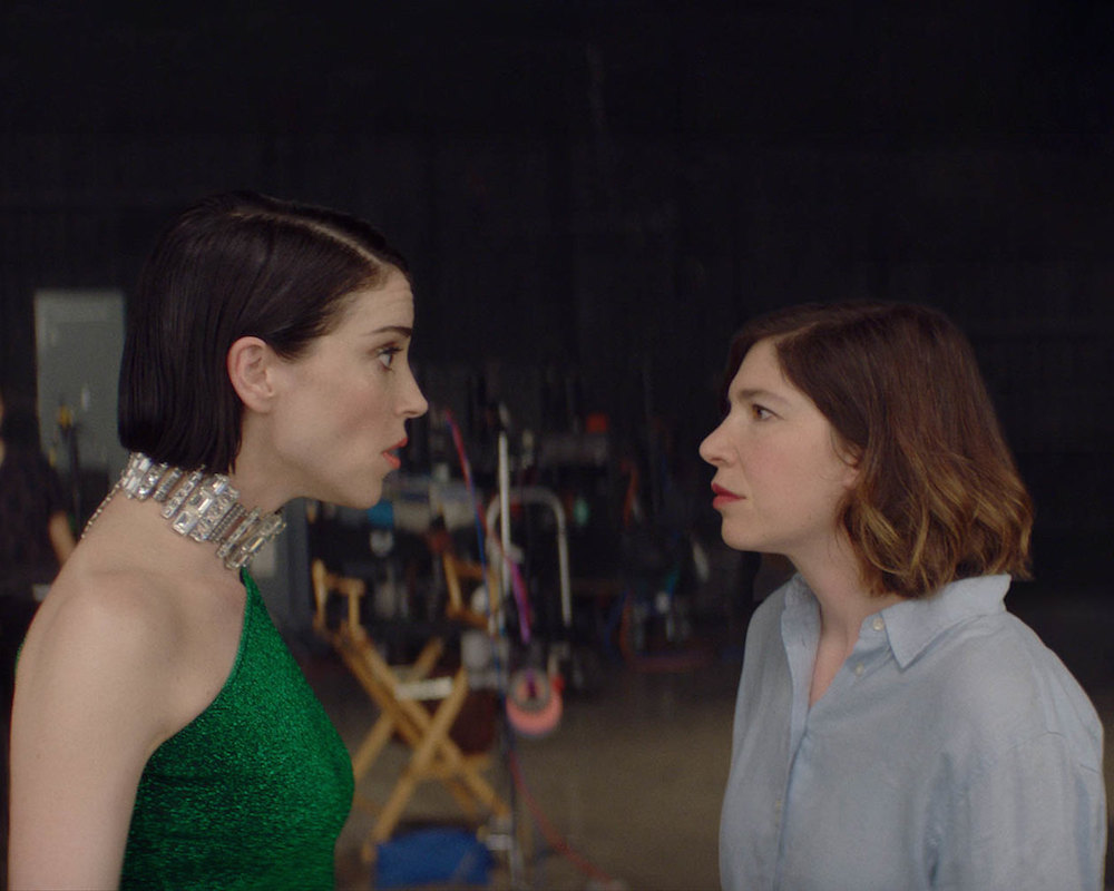 Nowhere Inn: St. Vincent and Carrie Brownstein
