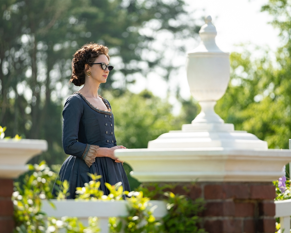 Outlander: Caitriona Balfe