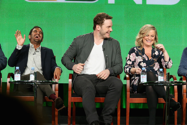 The cast of 'Parks and Recreation'