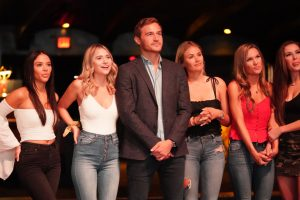 'The Bachelor': Peter Weber On Why He Kept Canceling Cocktail Parties