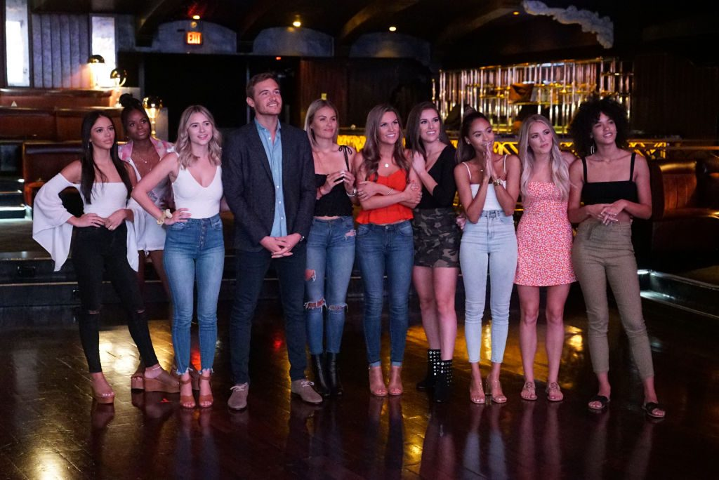 Peter Weber on The Bachelor Season 24 | Eric McCandless via Getty Images