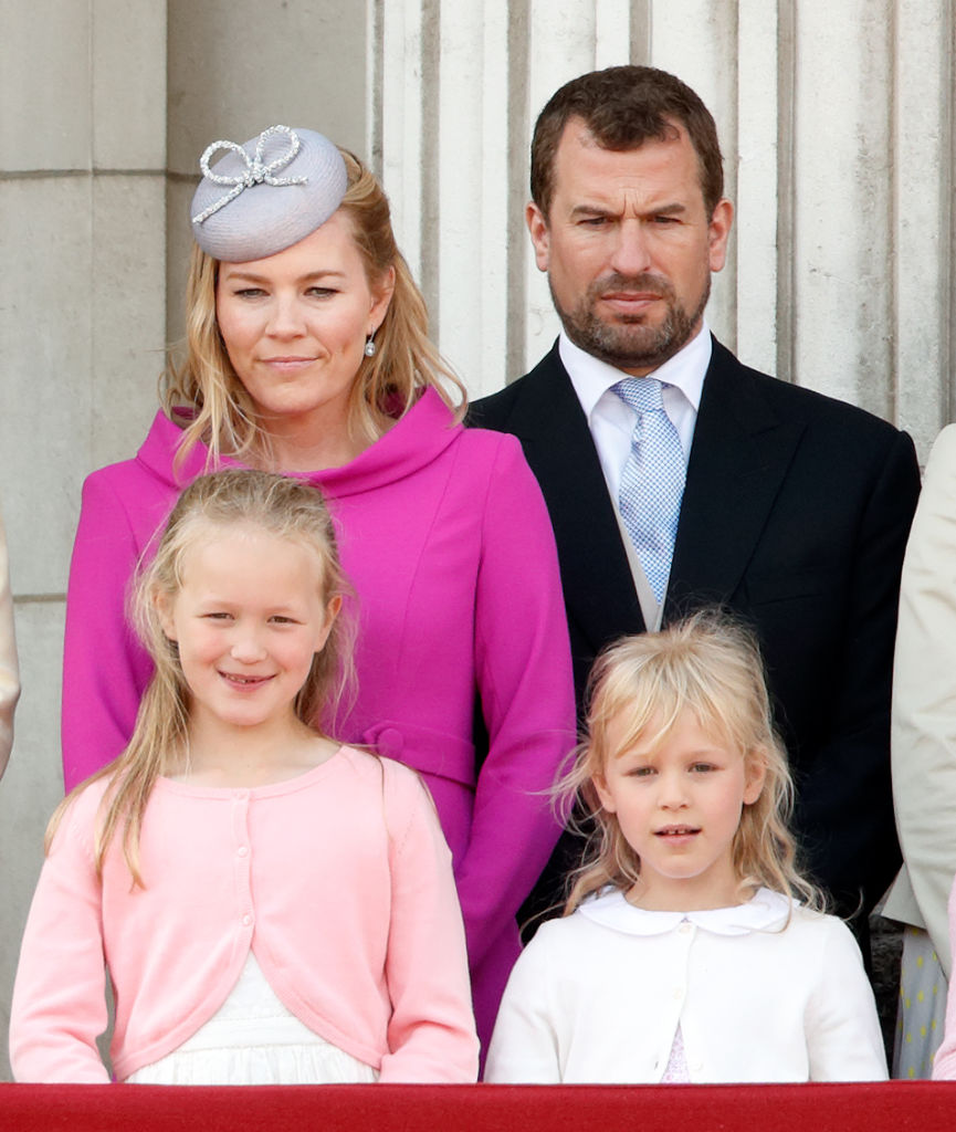 The Phillips family