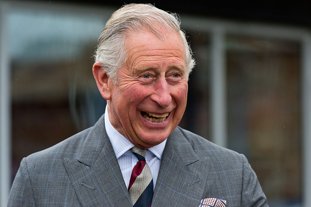 Prince Charles, Prince of Wales meets residents of The Guinness Partnership's 250th affordable home in Poundbury.