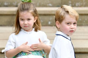 Prince George or Princess Charlotte: Which Royal Child is Actually More Outgoing?