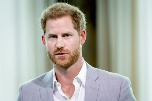 Prince Harry Is Really Missing His Friends in the U.K.