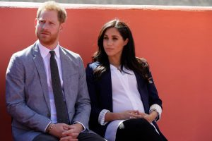 Palace Confirms Prince Harry and Meghan Markle Gave Up the Fight for 'Sussex Royal' Name