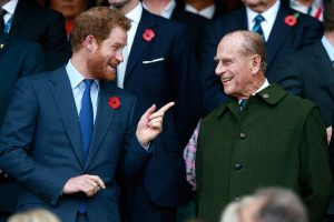 Has Prince Harry's Decision to Step Back From Royal Life Tarnished His Relationship With His Grandfather, Prince Philip?