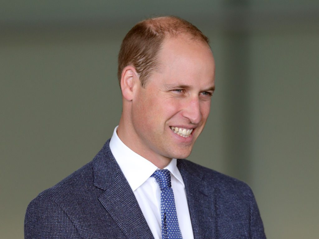 Prince William, Duke of Cambridge visits McLaren Automotive at the McLaren Technology Centre.