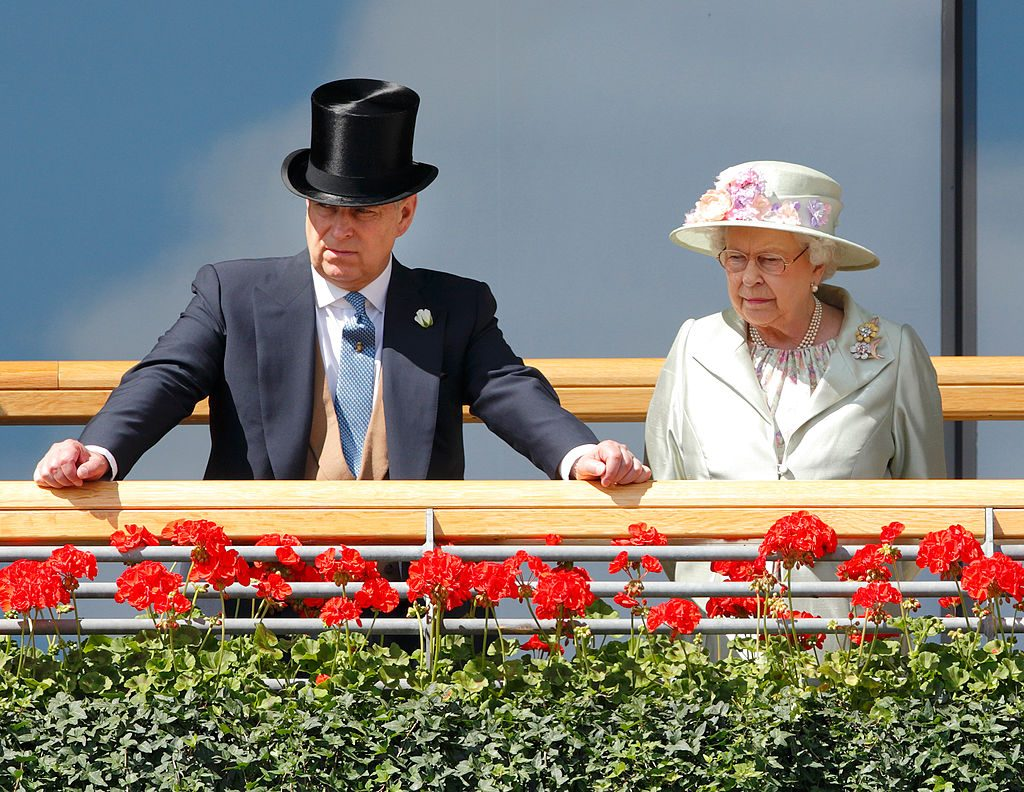 Did Queen Elizabeth Just Admit To the ...