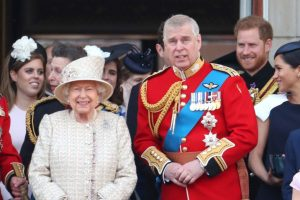 Did Queen Elizabeth Just Admit To the World That She Took Away Prince Andrew's HRH Title With Telling Message?