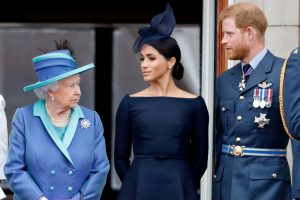 Queen Elizabeth Is Reassessing the Future of the Royal Family Amid Prince Harry and Meghan Markle's Exit