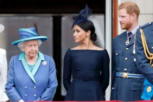 Queen Elizabeth Is Tired of Thinking About Megxit