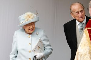 Queen Elizabeth Is Concerned For Prince Philip's Health Amid All the Royal Family Drama