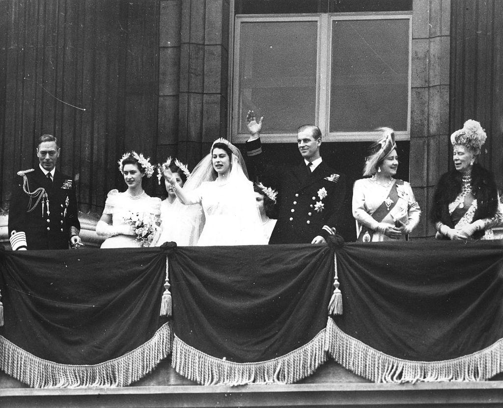 Queen Elizabeth wedding