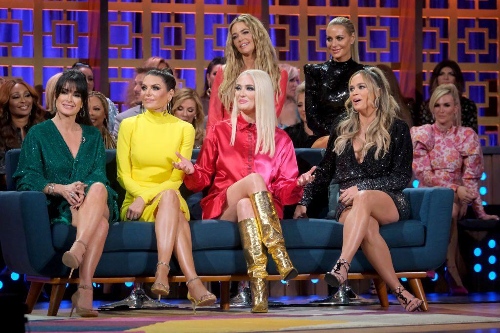Kyle Richards, Lisa Rinna, Erika Girardi, Denise Richards, Dorit Kemsley, Teddi Mellencamp