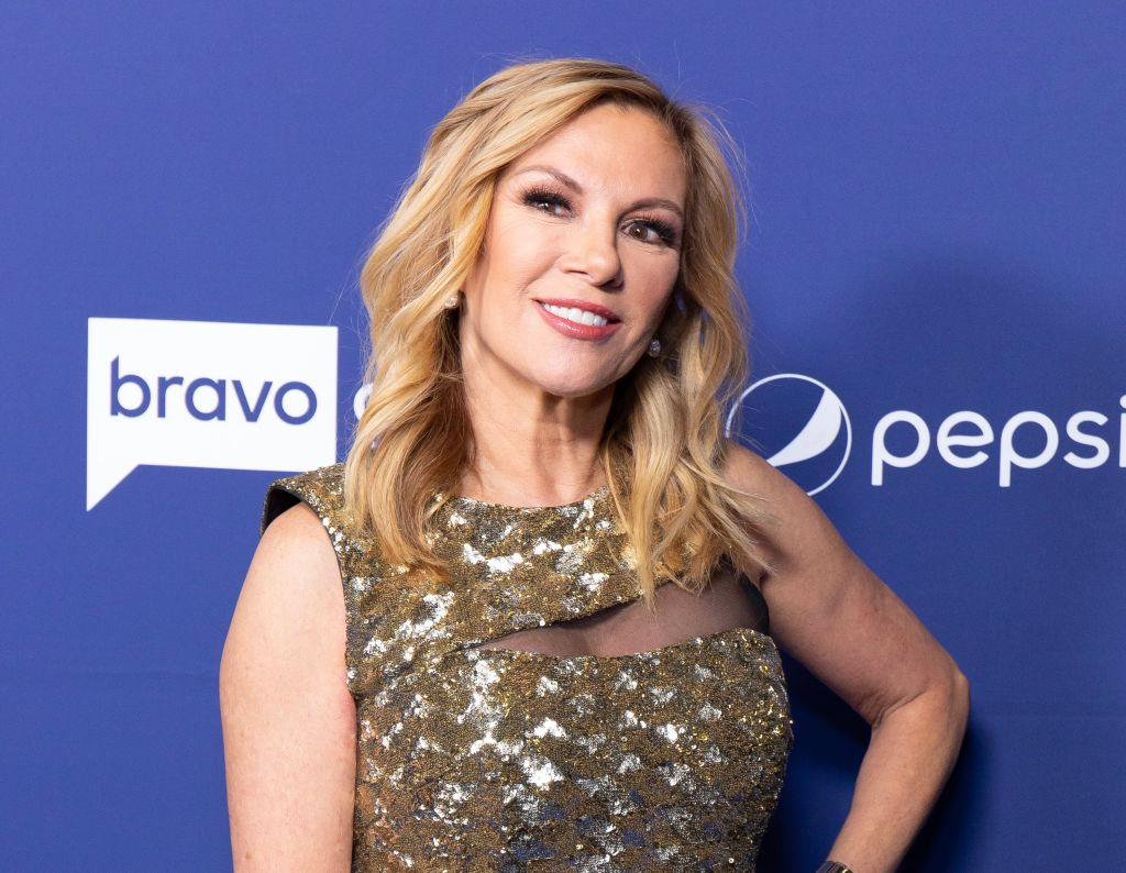 Ramona Singer attends opening night of the 2019 BravoCon