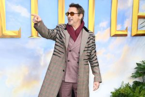 Robert Downey Jr. Reveals Which Other 'Avengers' Hero He'd Like to Play