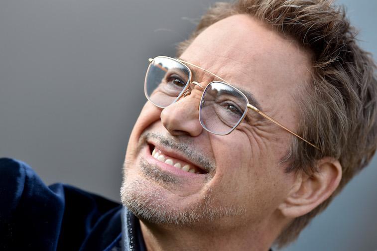 Robert Downey Jr. on the red carpet