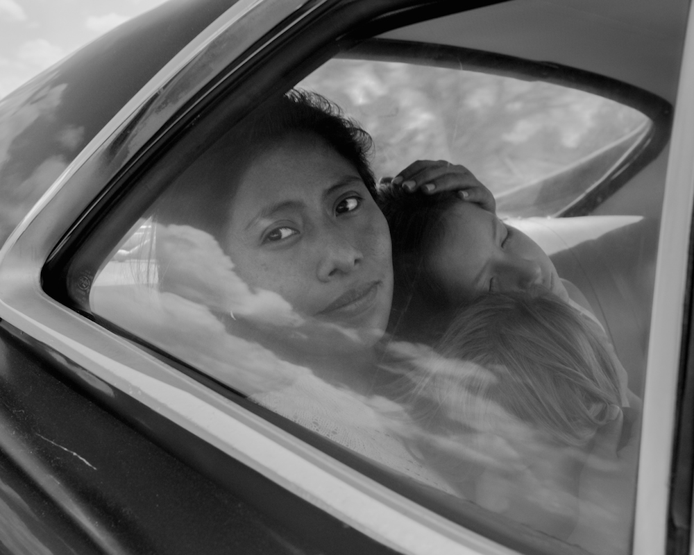 Foreign Film Best Picture Oscar nominee Roma