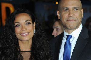 Why Rosario Dawson Was Afraid to Date Cory Booker and How She Got Over It