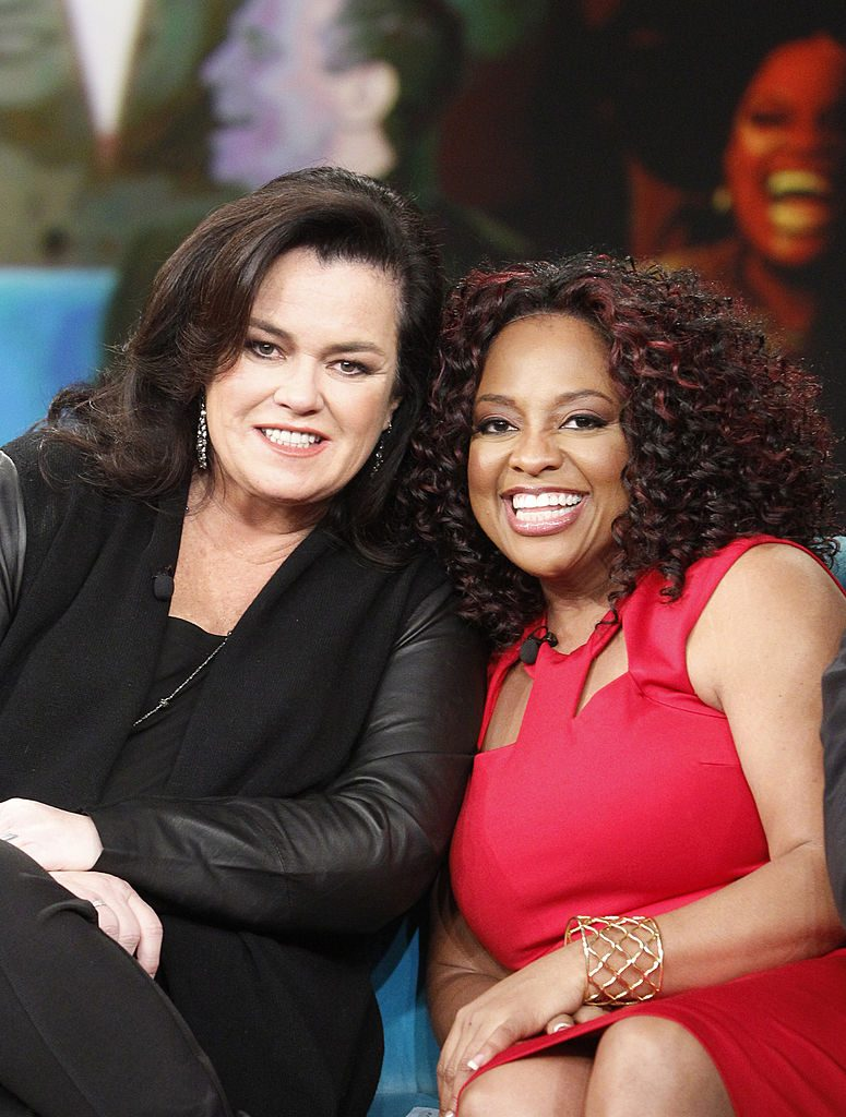 """Rosie O'Donnell and Sherri Shepherd on """"The View"""""""