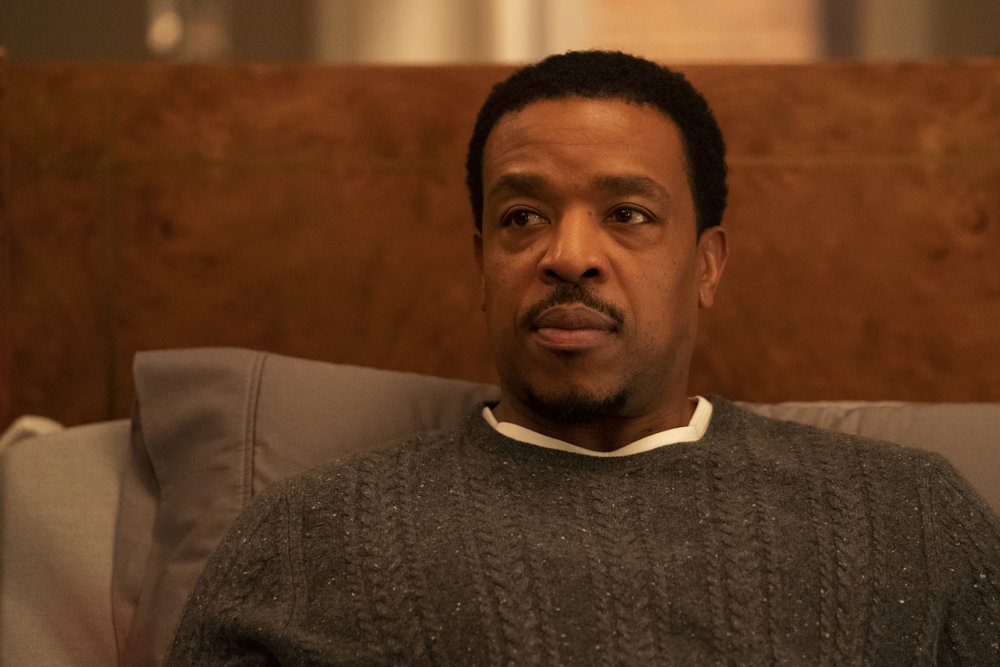 Russell Hornsby as Lincoln Rhyme
