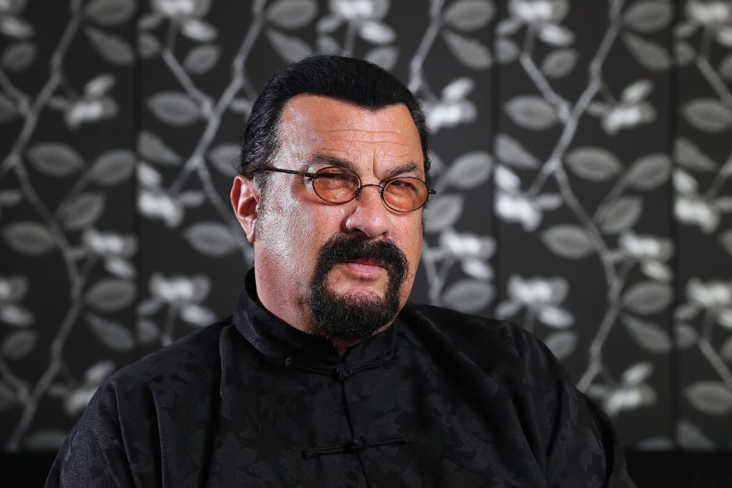 SEC charges Steven Seagal