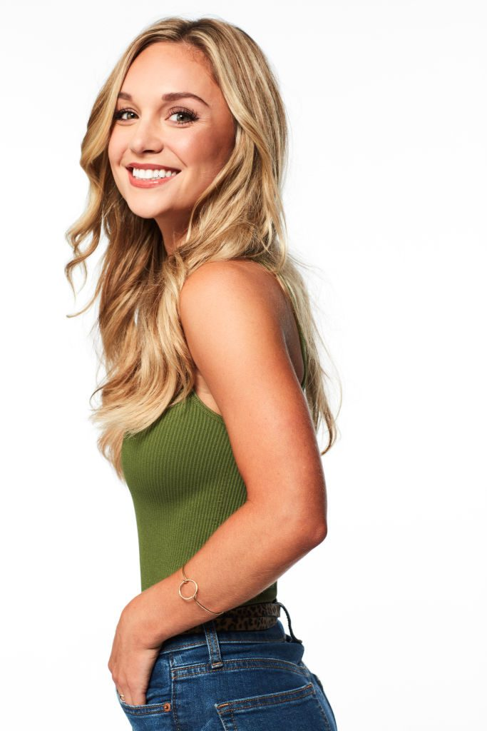 Sarah from The Bachelor