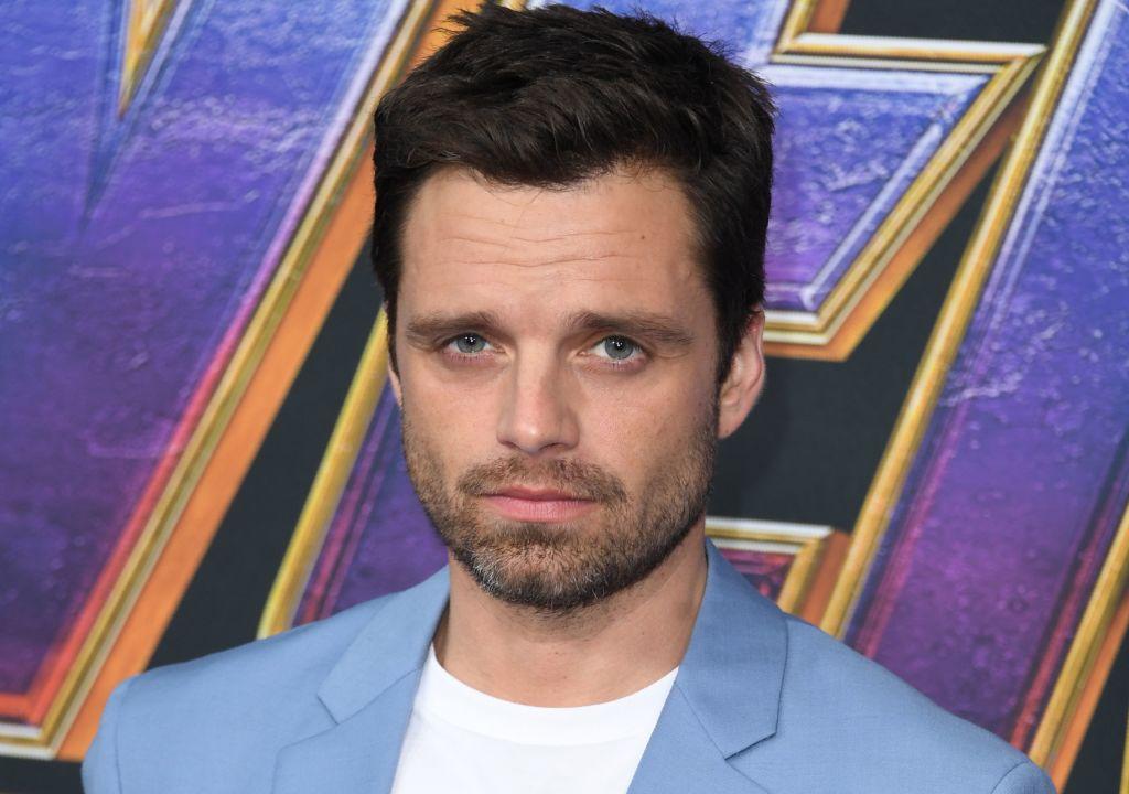 Sebastian Stan at the 'Avengers: Endgame' premiere
