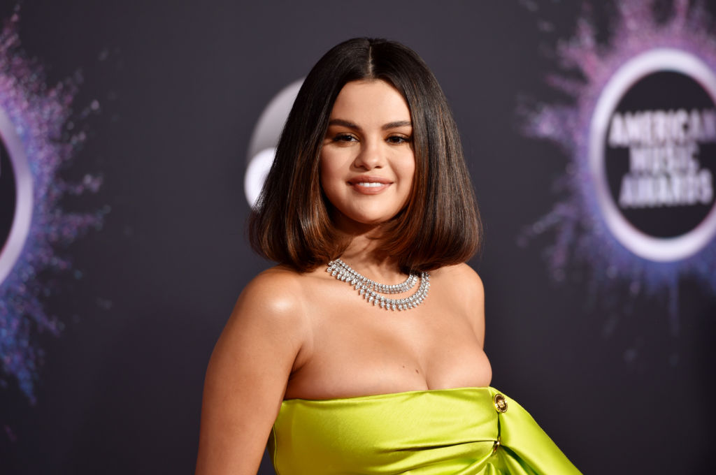 Image result for Selena Gomez Reveals the Scariest Thing About Releasing an Album After Four Years