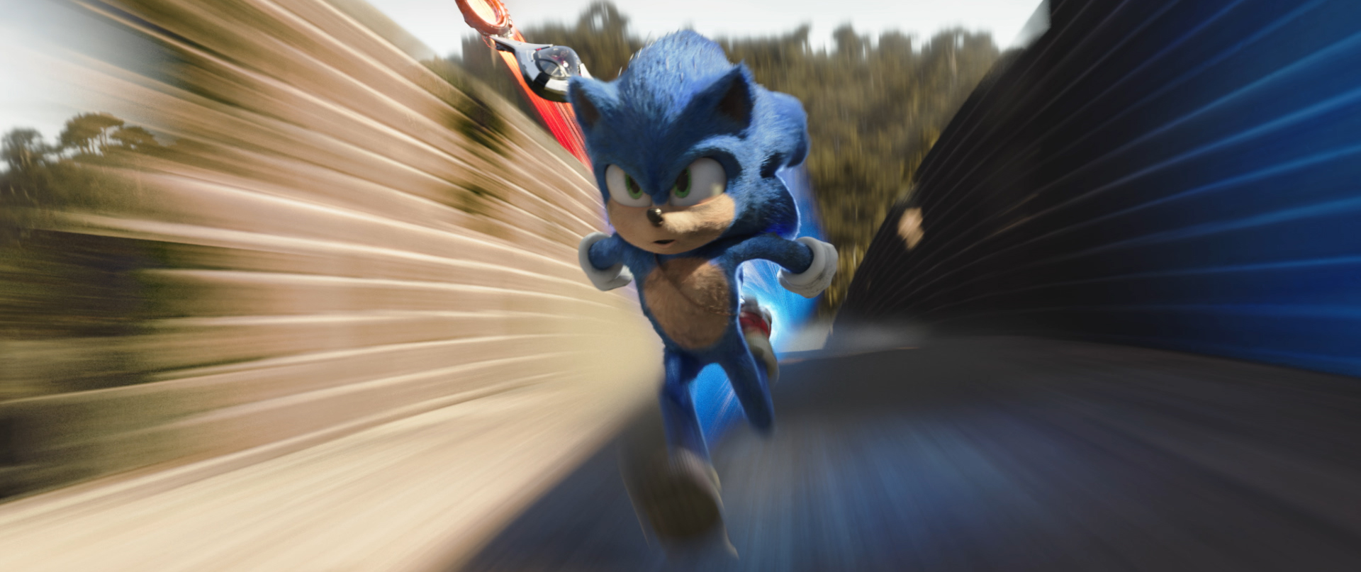Sonic The Hedgehog Movie Review The Fast And The Furryous