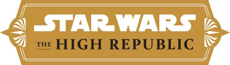 Star Wars The High Republic Logo