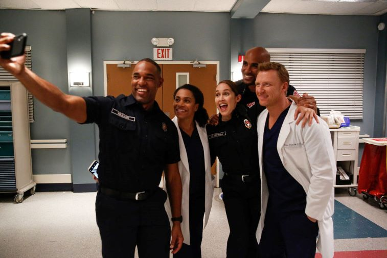 Station 19 & Grey's Anatomy