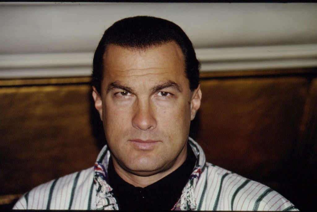 Steven Seagal Is Fined For Justice By the SEC: Why the '90s Martial Artist Is In Trouble