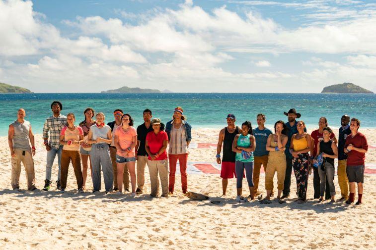 Survivor Season 40 Contestants