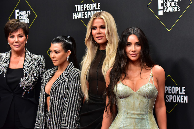 Some Fans Noticed Something Strange About the Kardashians' Celebrity Friends