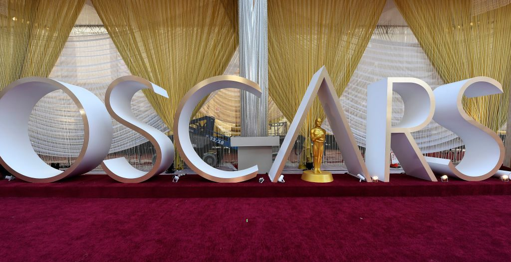 Preparations continue for the 92nd Annual Academy Awards on February 8, 2020 in Los Angeles,
