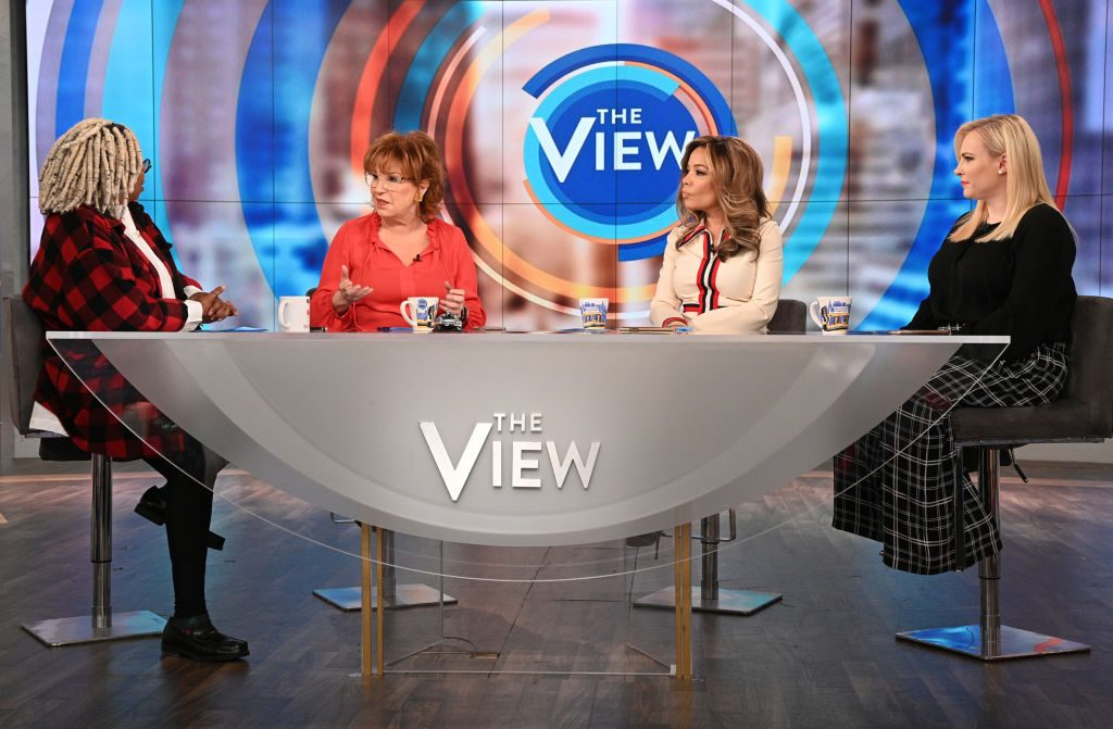 'The View' Tuesday, February 18, 2020