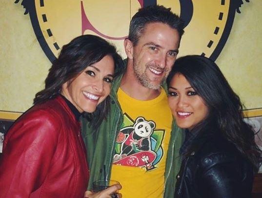 Lori, Brian and Geli