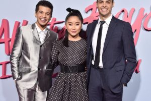 Hot off the Heels of His Broadway Debut in 'Dear Evan Hansen,' Jordan Fisher Stars in 'To All the Boys: P.S. I Still Love You'