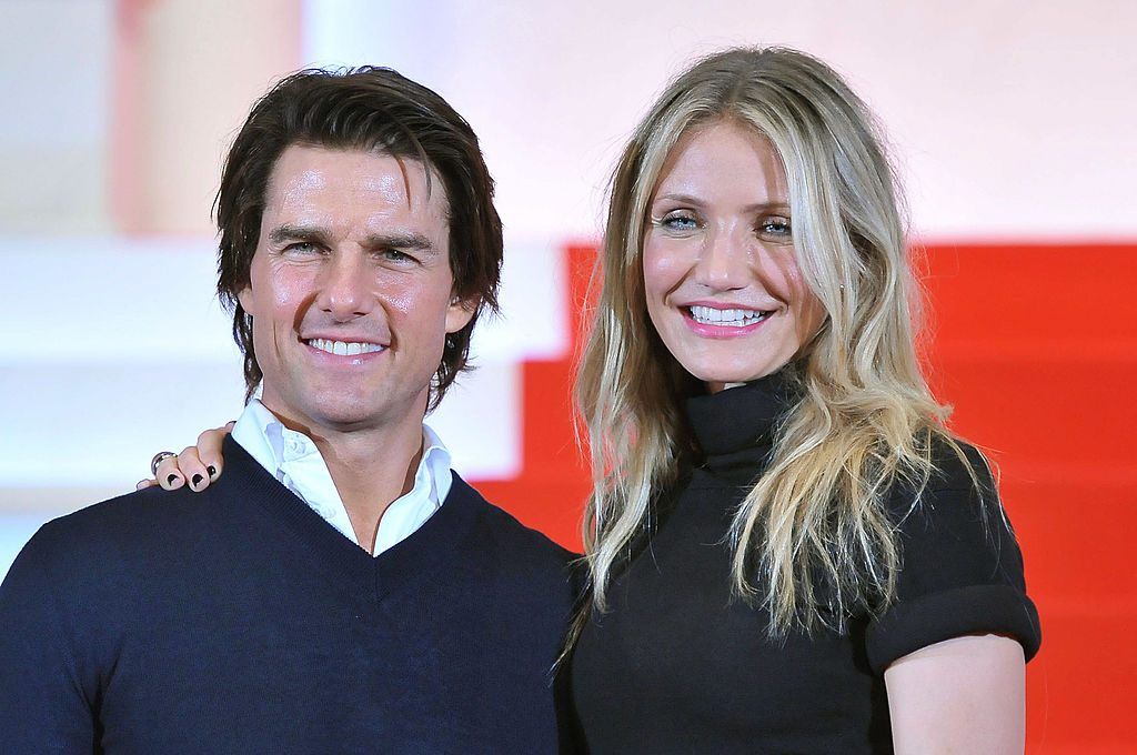 Knight and Day: Tom Cruise and Cameron Diaz