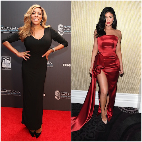 Wendy Williams; Kylie Jenner