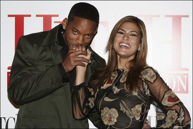 'Hitch' stars Will Smith and Eva Mendes