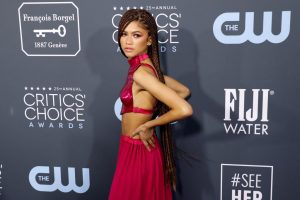 Zendaya Calls Her Driven Personality 'a Blessing and a Curse'