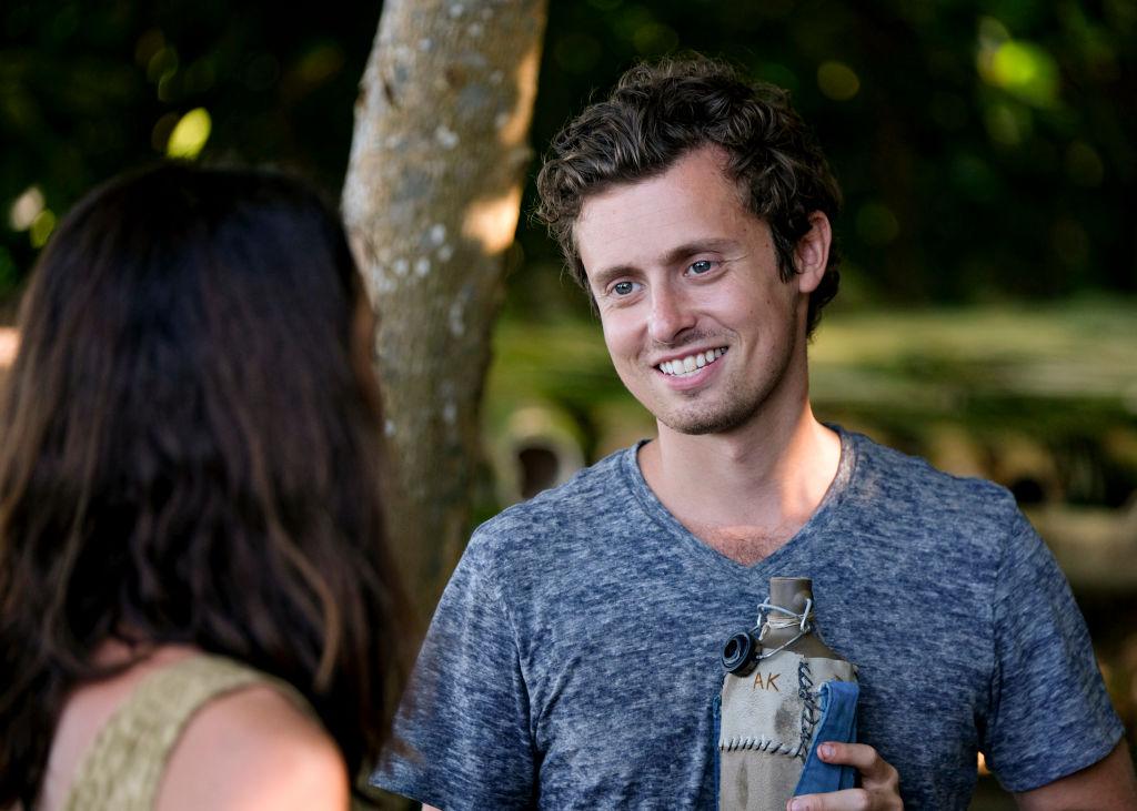 Adam Klein of Survivor