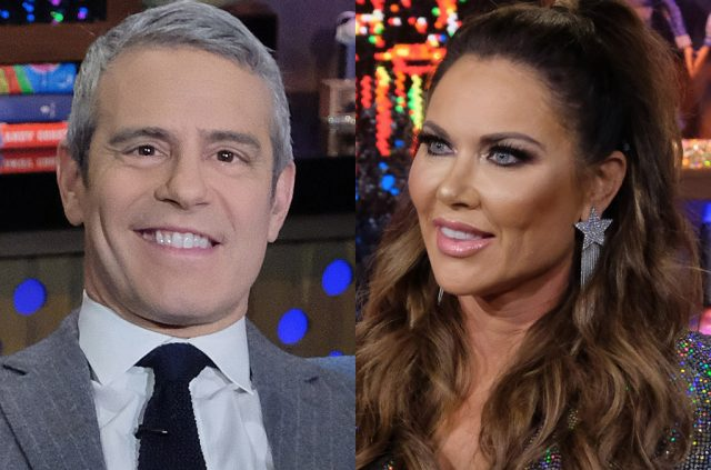 'RHOD': Andy Cohen Breaks Silence on LeeAnne Locken 'Housewives' Exit