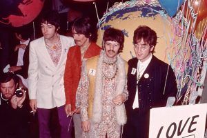 Why Keith Moon Joined The Beatles for the 'All You Need Is Love' Worldwide Broadcast