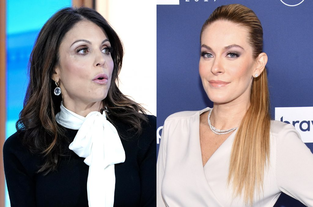 Bethenny Frankel and Leah McSweeney