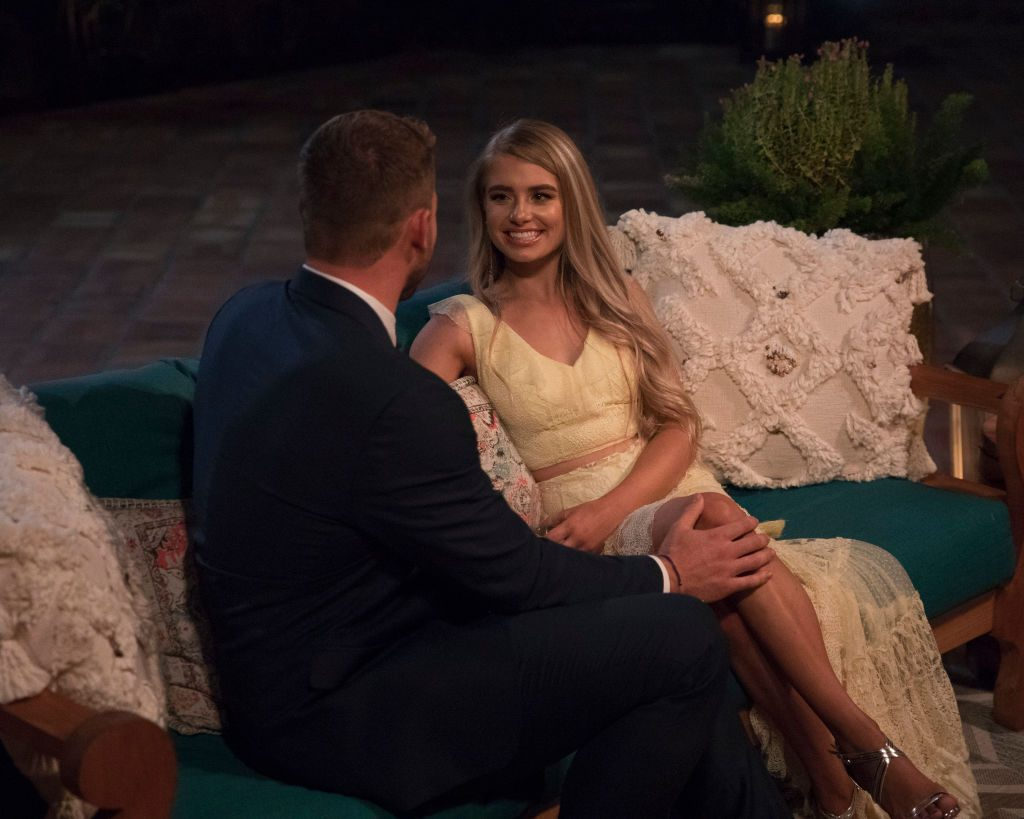 The Bachelorette, if only