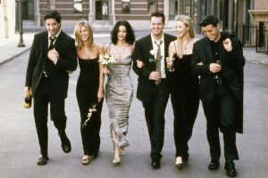 "The Cast Of 'Friends' Officially Announce the Upcoming HBO Max Reunion: ""It's Happening"""